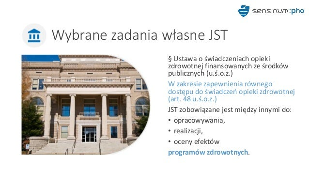 Sensinum Public Health Office - nowoczesne narzędzie do zarządzania programami zdrowotnymi Slide 2