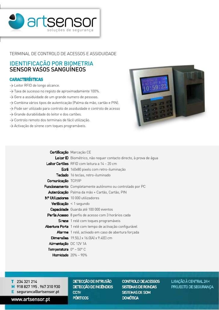 Sensor biometrico de vasos sanguineos