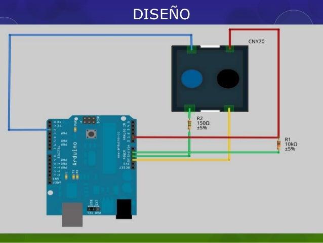 Sensor De Proximidad Cny70