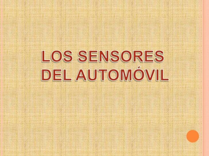¿Que es un sensor?Un sensor es un dispositivo capaz dedetectar magnitudes físicas o químicas,llamadas variables de instrum...