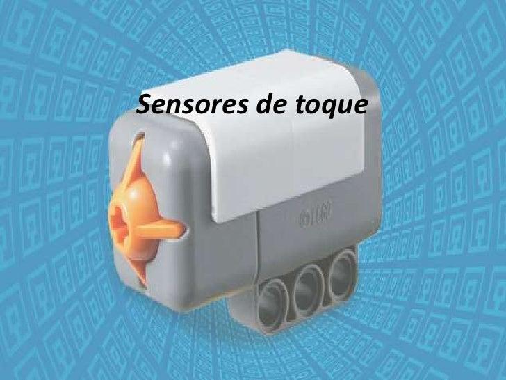 Sensores de toque<br />