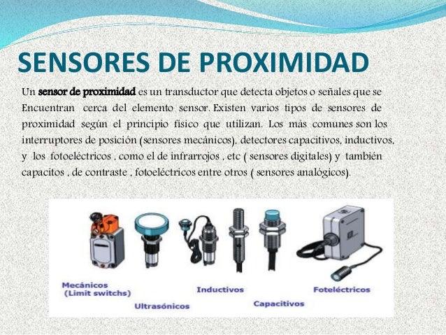 Sensores Mecanicos