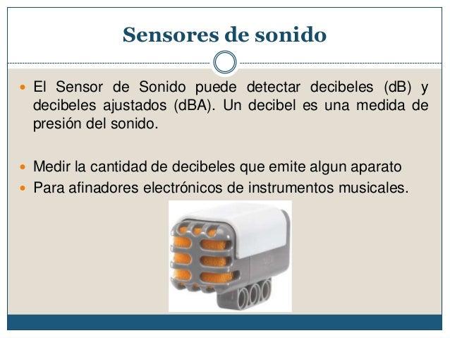 Sensores Y Sus Tipos