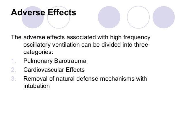 Sensormedics High Frequency Ventilator