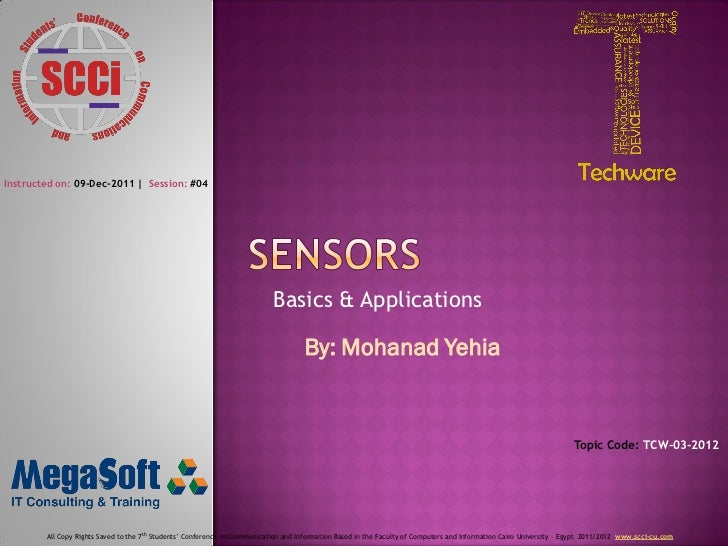 Instructed on: 09-Dec-2011   Session: #04                                                                           Basics...
