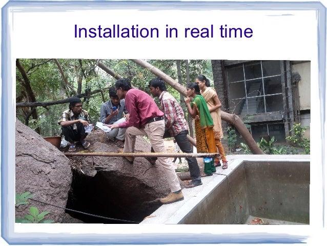 Sensors for water level, soil moisture temp & r.humidity