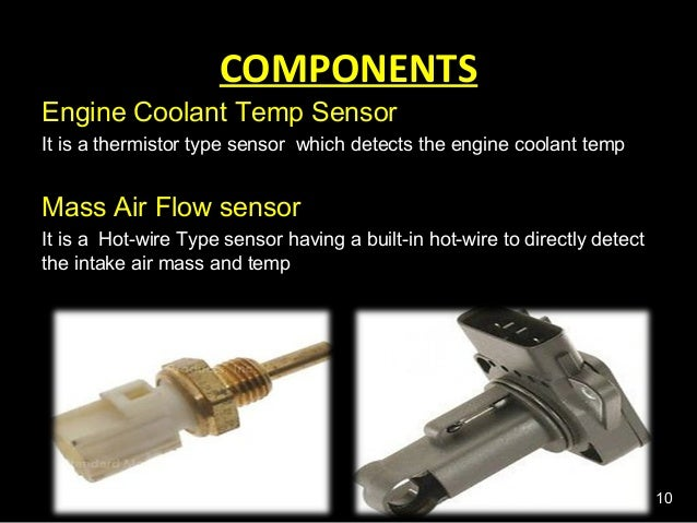 Sensor of toyota corolla XLI