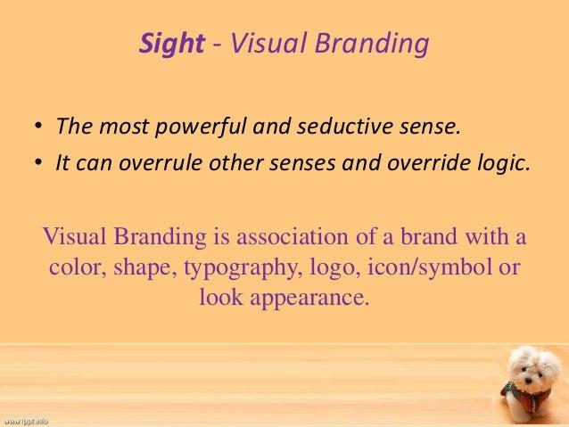 Sensory branding Slide 3