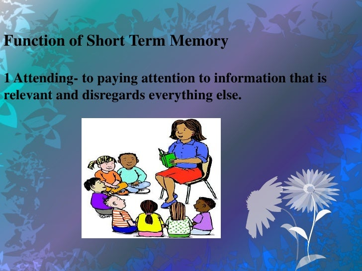 Types of Memory - Psychestudy |Sensory Memory Examples Psychology