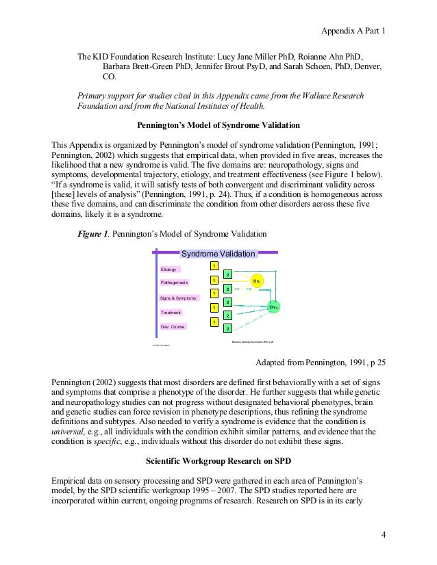 Sensory processing disorder_dsm-5_proposal Slide 2