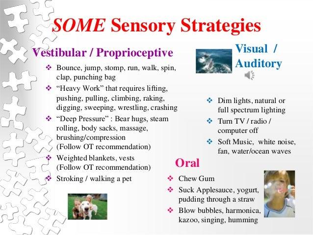 Sensory Processing - Making Sense of the Missing Piece - Melissa Bian…