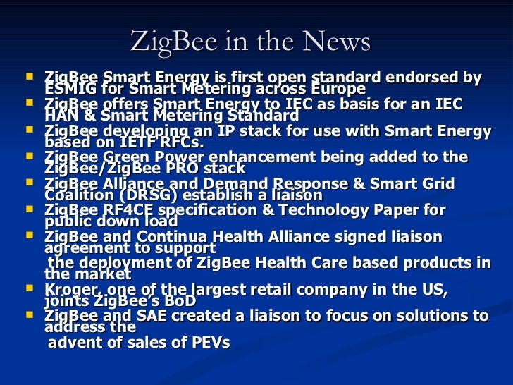 thesis report on zigbee Abstract—as wireless sensor technology improves an increasing number of  organizations are using it for a wide range of purposes zigbee technology is a  new.