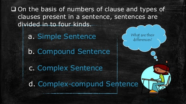 types of sentences according to structure Kinds of sentences according to structure lesson plan ubd types of sentences and their sentence structure and avoiding run-on sentences sentence structure.