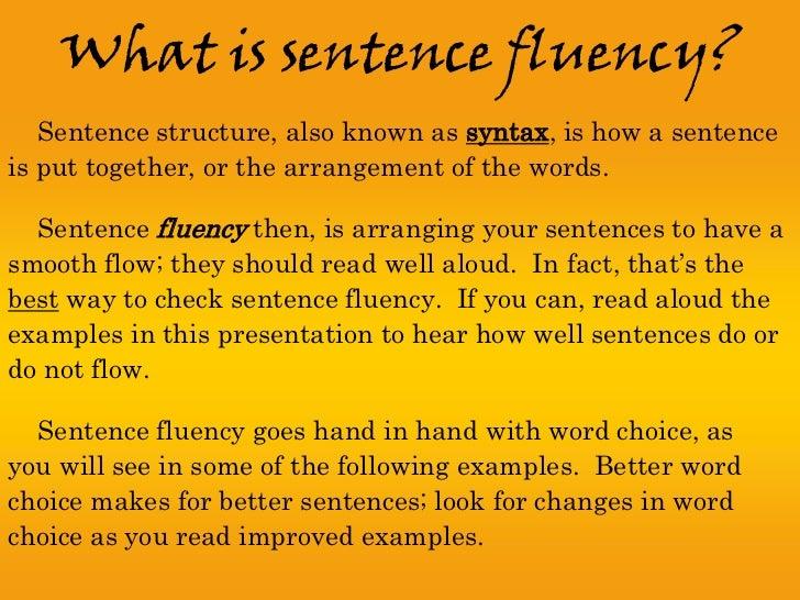 All Worksheets u00bb Sentence Fluency Worksheets - Free ...