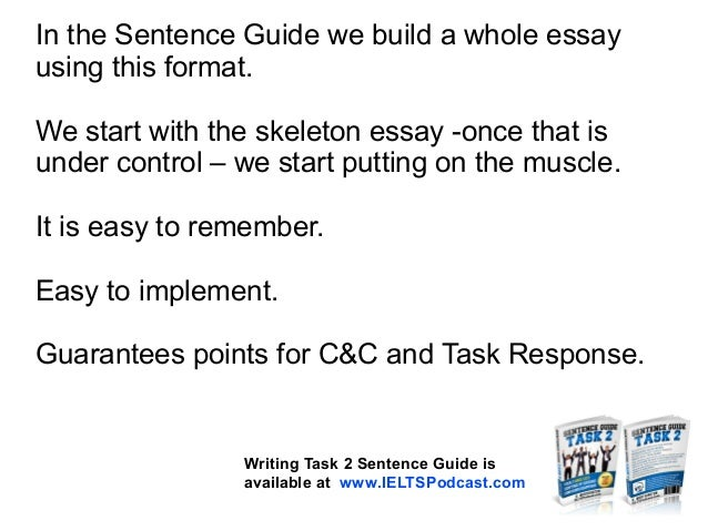 how to start writing task 2 in ielts Ielts-simon ielts academic writing task 2 uploaded by ielts writing task 2: before you start writing before you start writing your task 2 essay, you need to do two things: 1 plan your overall essay structure (ideally 4 paragraphs) 2.