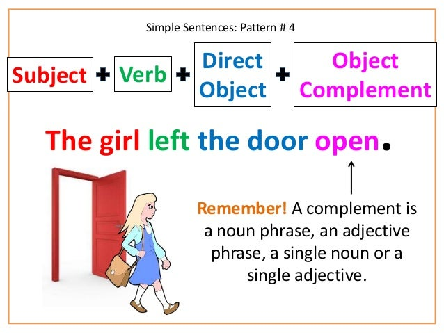 the effect of simple sentences in Knowing when to use affect or effect in a sentence can be a challenge.