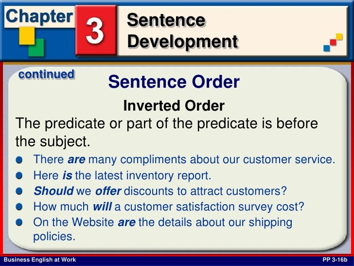 attract in sentence