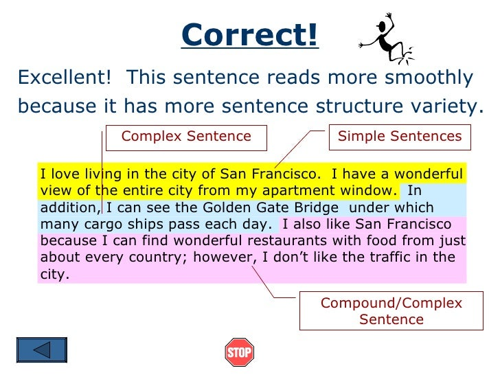 How to correct a dependent clause fragment
