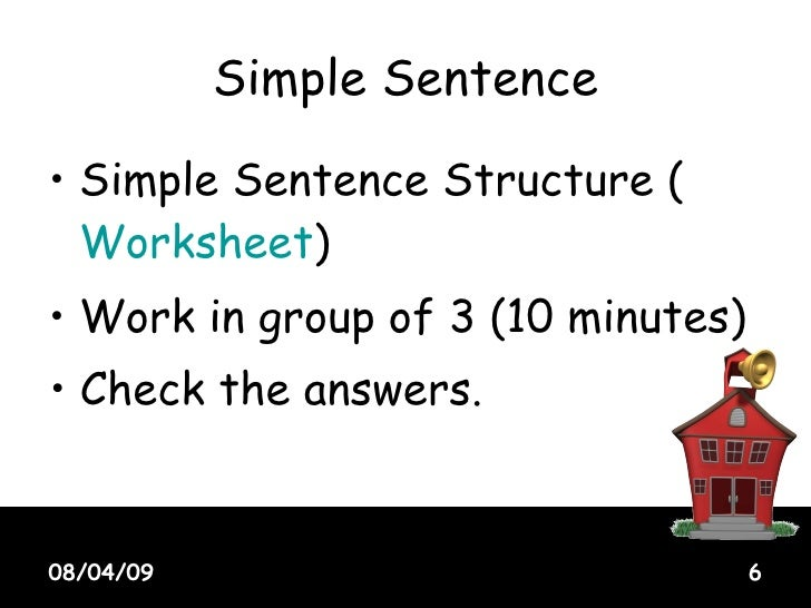 Sentence Structure Sentence Problems Transitions And Punctuation