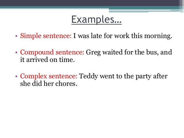 the effect of simple sentences in It emphasises a sentence and tries to give it a deeper or more serious meaning, it can also make the reader think about the topic.