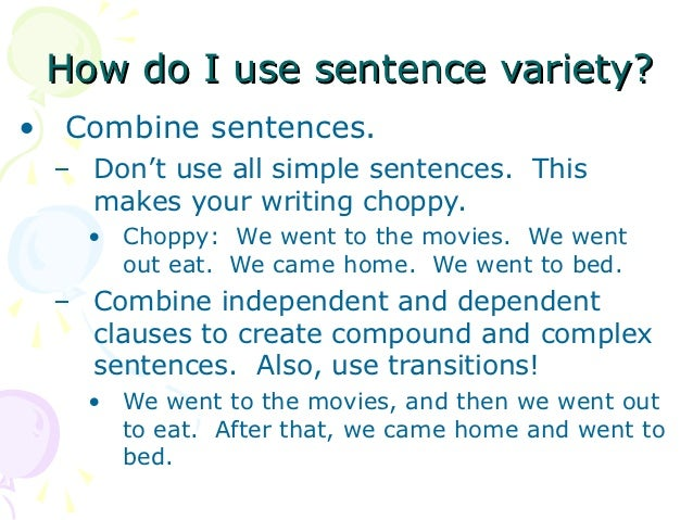 sentence variety Share my lesson is a destination for educators who dedicate their time and professional expertise to provide the best education for students everywhere.