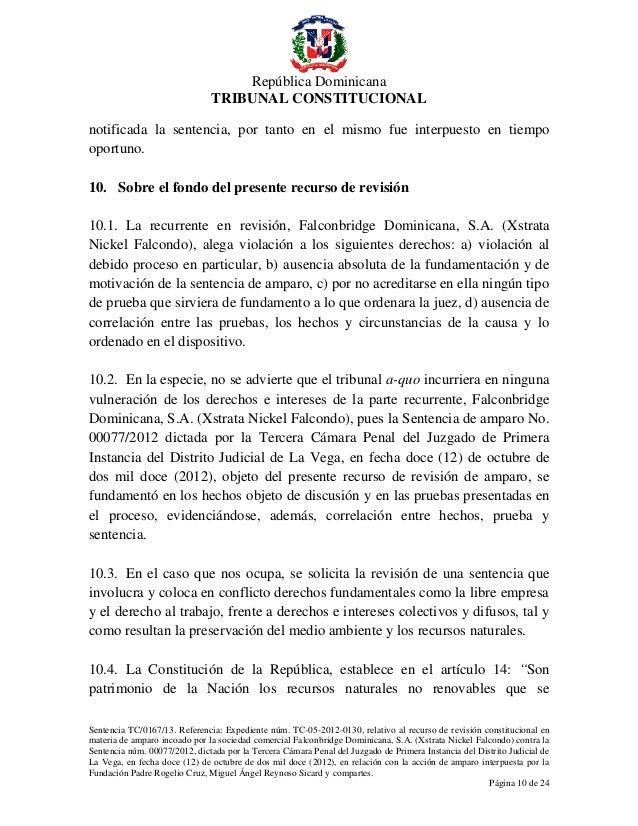 Requisitos para casarse en republica dominicana sentencia del tribunal constitucional 0167 13 contra - Requisitos para casarse ...