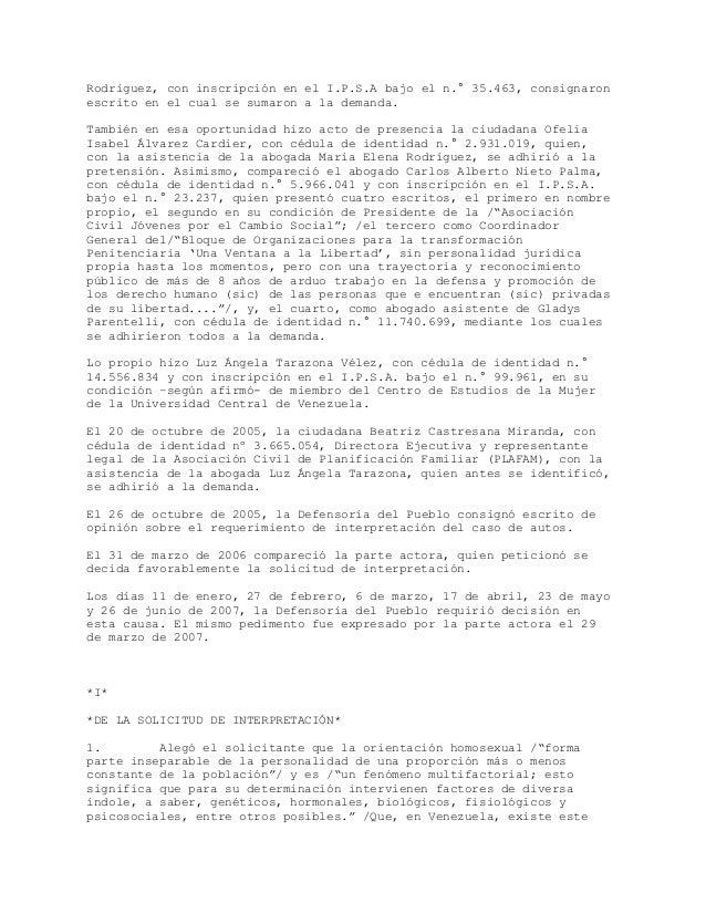 Sentencia TSJ 190 2008 Slide 2