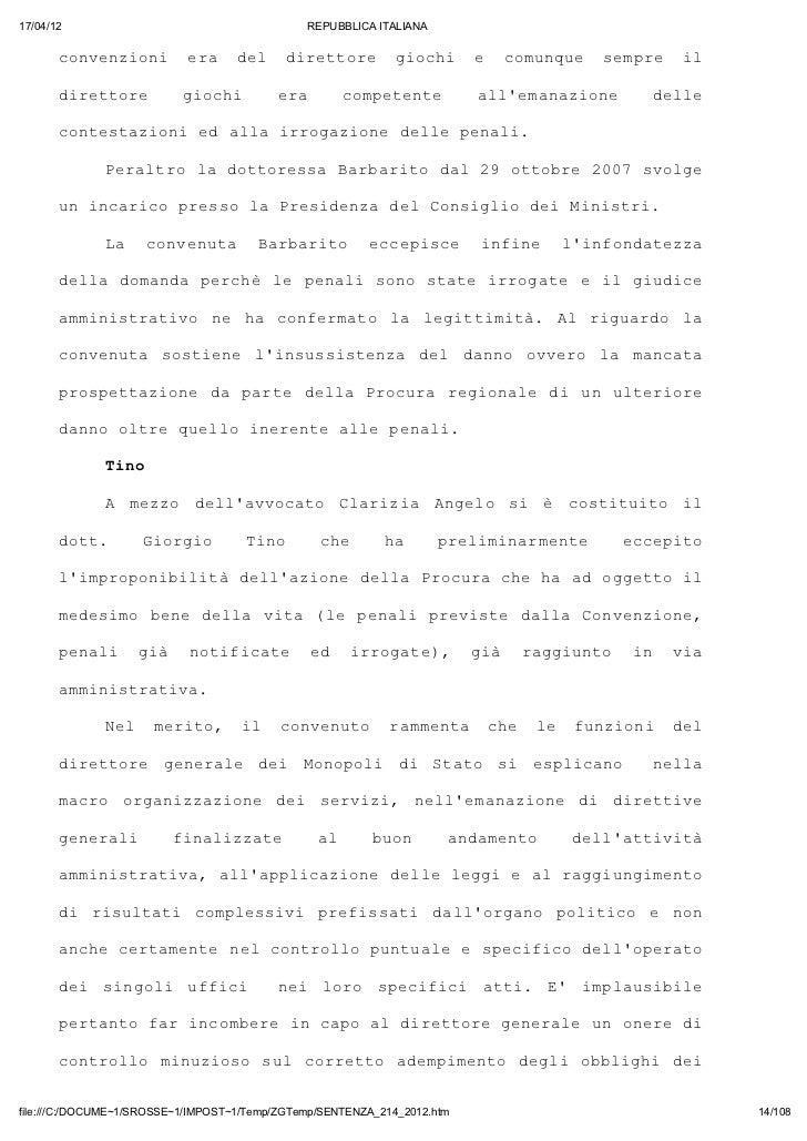 17/04/12                                       REPUBBLICA ITALIANA       cnezoi ea dl drtoe goh e cmnu smr i       ovnin  ...