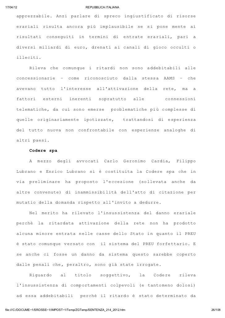 17/04/12                                       REPUBBLICA ITALIANA       apezbl. Az prae d src igutfct d rsre       przaie...