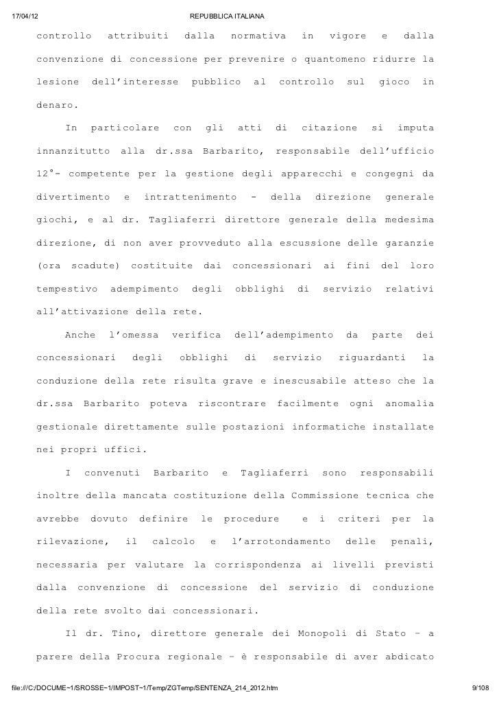 17/04/12                                       REPUBBLICA ITALIANA       cnrlo       otol              atiut              ...