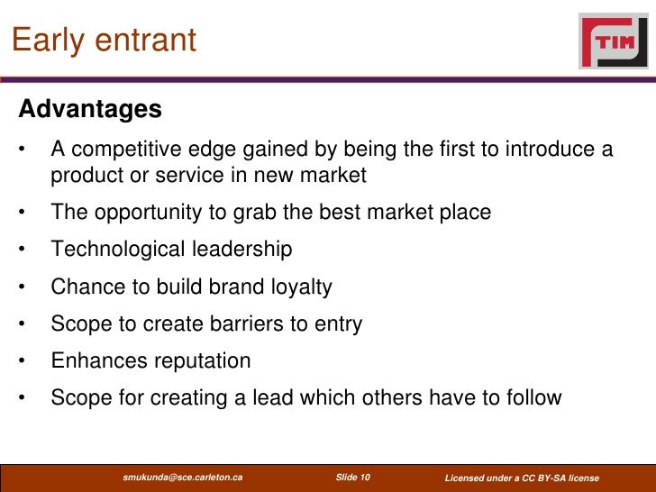 modes of entry into international market pdf