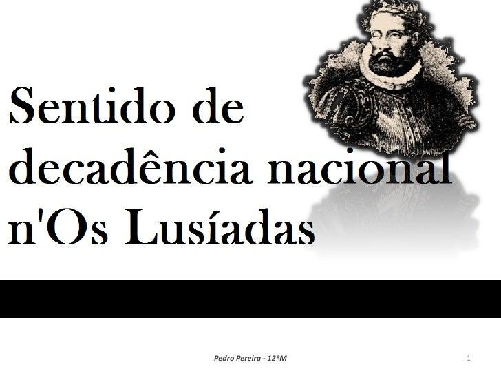 1<br />Pedro Pereira - 12ºM<br />