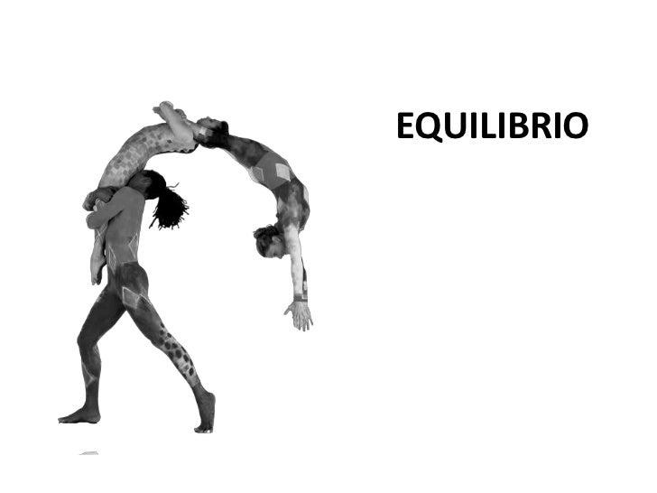 EQUILIBRIO<br />