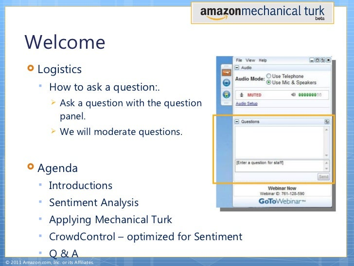 Best Practices For Sentiment Analysis Webinar