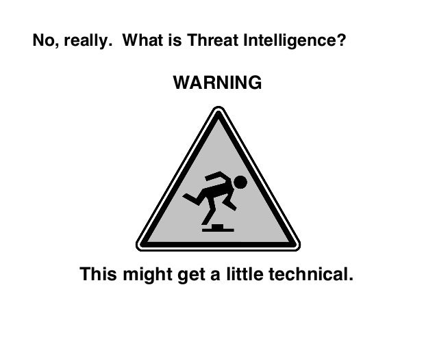 The Role of Threat Intelligence and Layered Securiy for