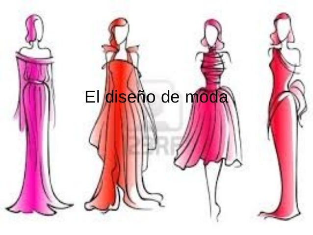 Dise o de moda for Dibujos de disenos de moda