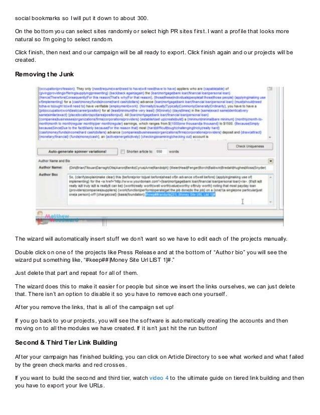 Xrumer vs senuke x создание сайтов контекстная реклама регистрация в каталогах раскрутка сайта