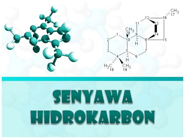 SenyawaHidrokarbon<br />