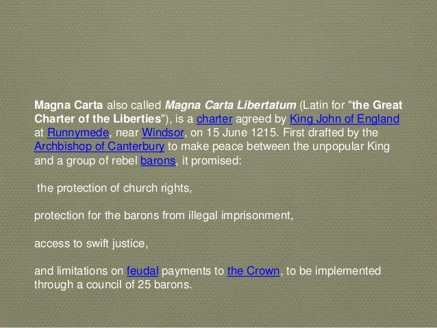 Magna Carta Slide 2