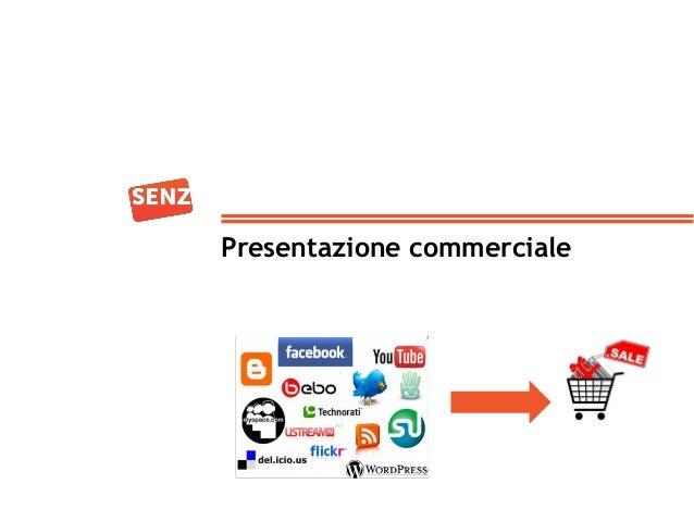 Presentazione commerciale