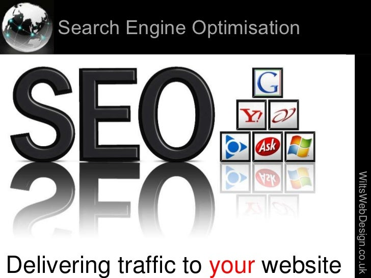 Search Engine Optimisation                                                     WiltsWebDesign.co.ukDelivering traffic to y...