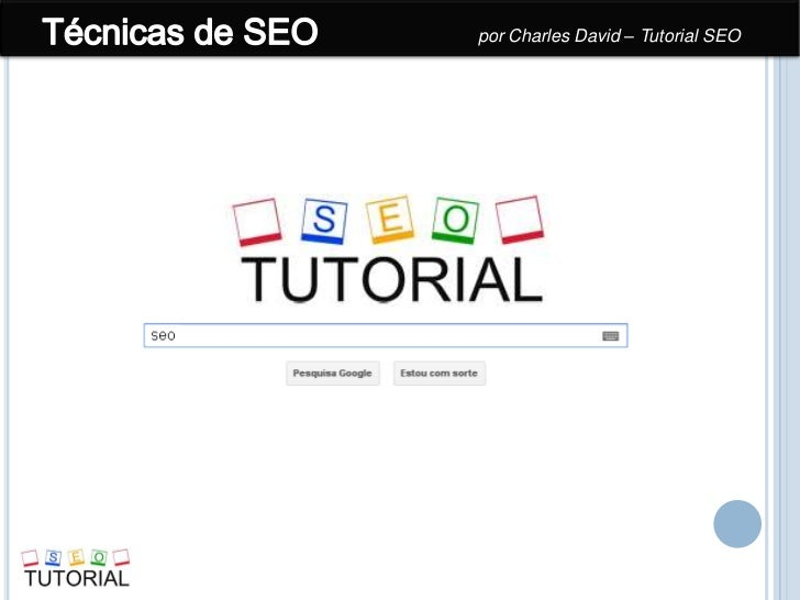 por Charles David – Tutorial SEO