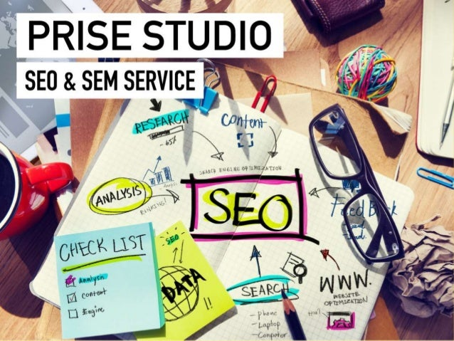 Web Design with SEO & SEM Service From PRISE