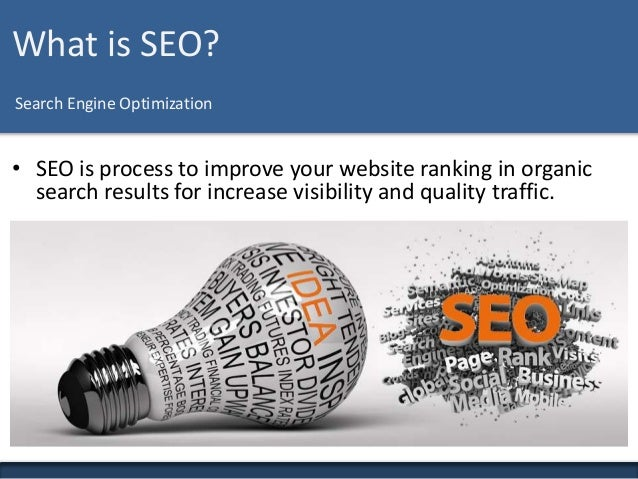 Search Engine Optimization - Opportunities & Challenges.. Slide 2