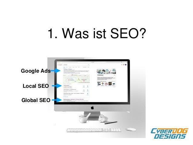 Einführung SEO mit WordPress Slide 3