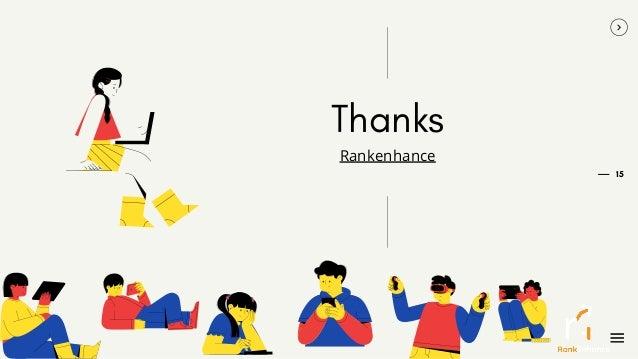 15 Thanks Rankenhance