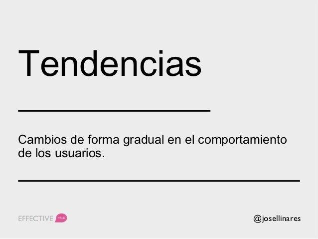 TendenciasBuscador interno: búsquedas sin resultados.                                         @josellinares