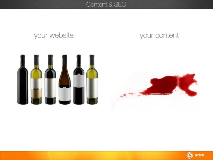 Seo and content strategy