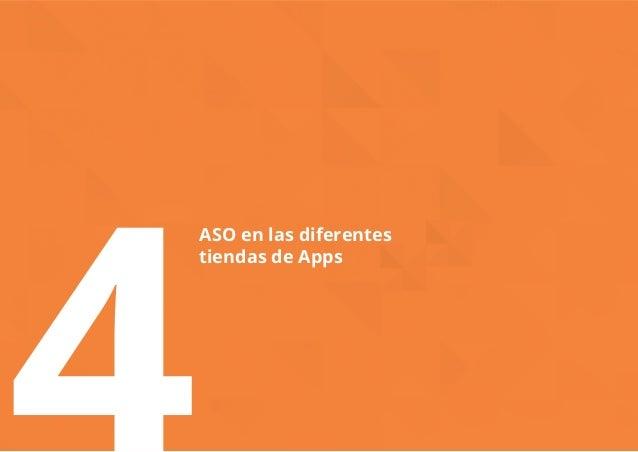 4ASO en las diferentes  tiendas de Apps