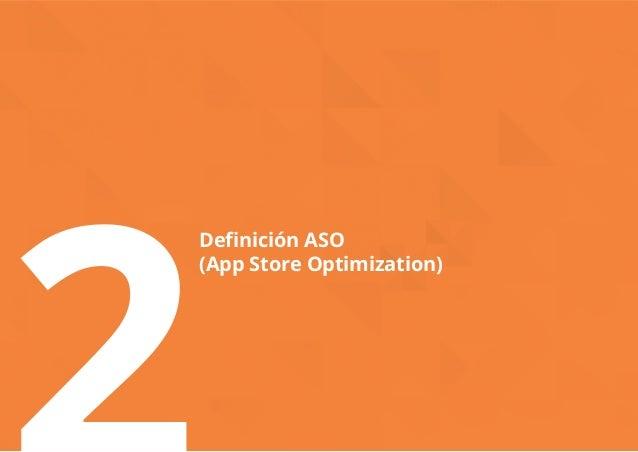 2Definición ASO  (App Store Optimization)